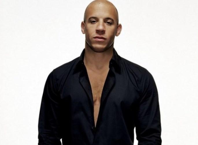 Vin Diesel - Altura, Peso, Edad