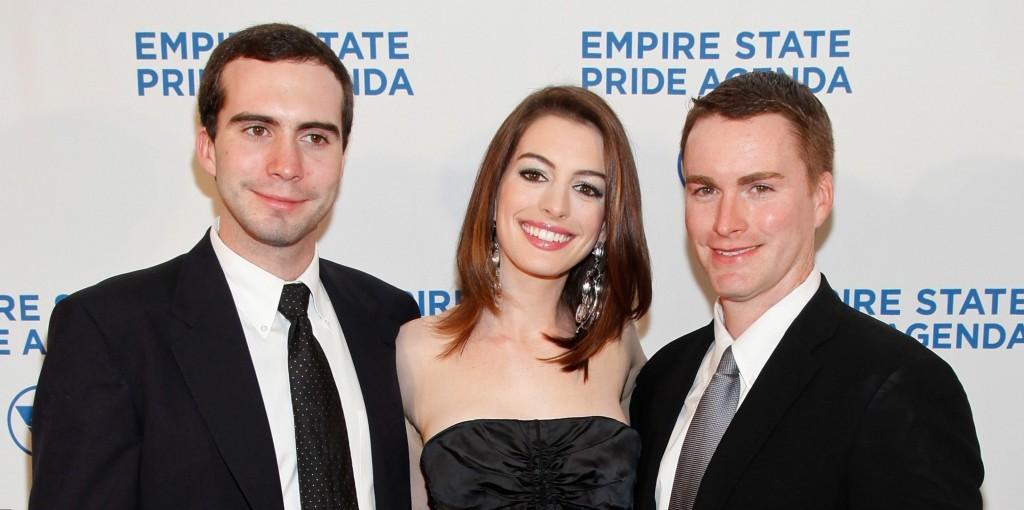 Thomas Hathaway, Anne Hathaway, Michael Hathaway