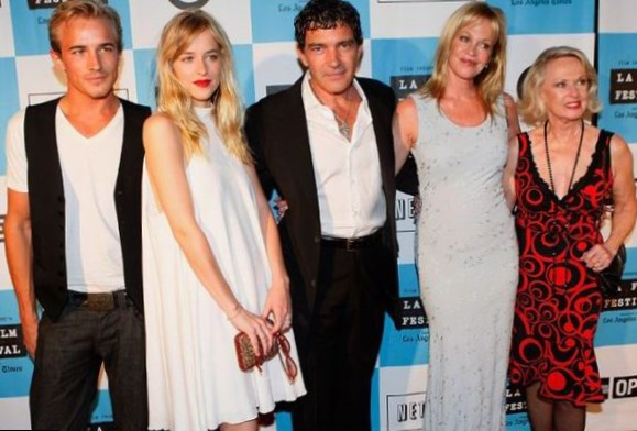 Antonio Banderas Family