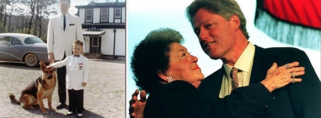 Bill Clinton  Parents