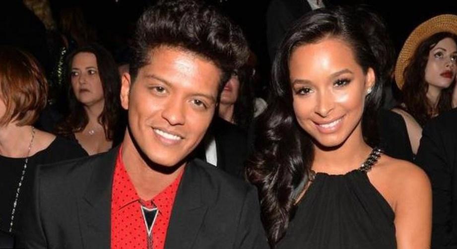Bruno Mars Family