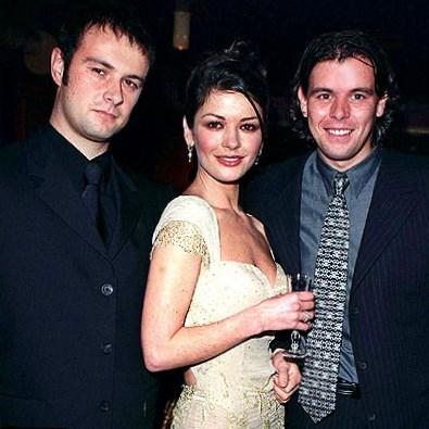Catherine Zeta Jones Family