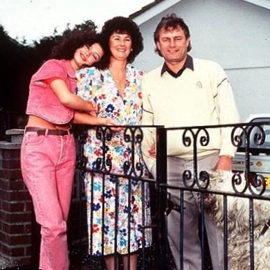 Catherine Zeta Jones Parents