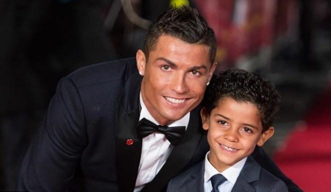 Cristiano Ronaldo Children