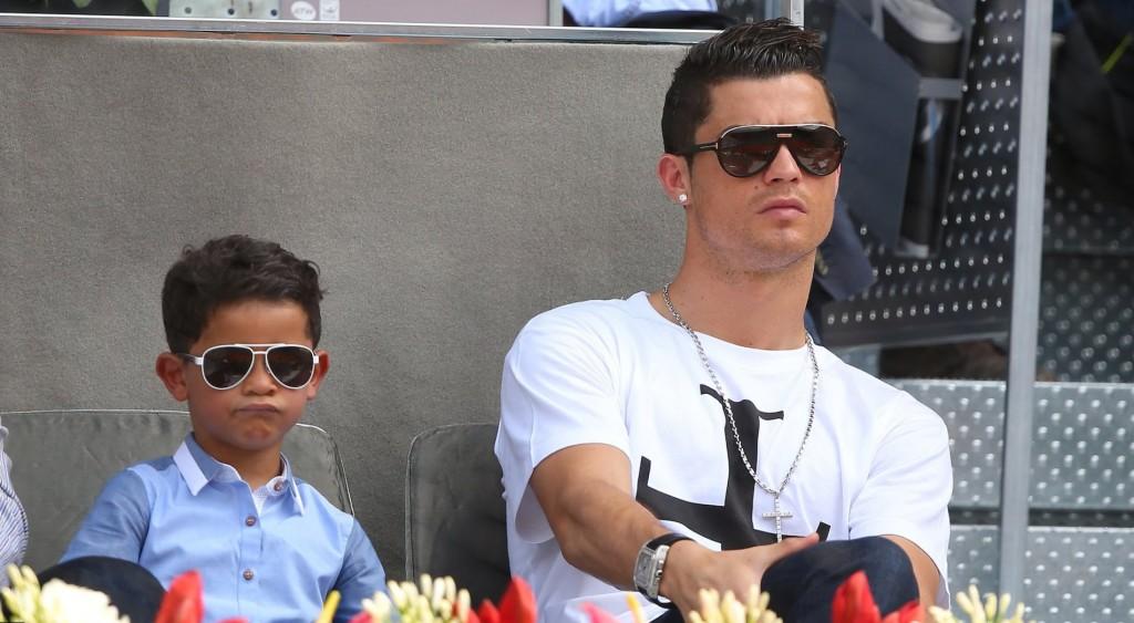 Cristiano Ronaldo Family