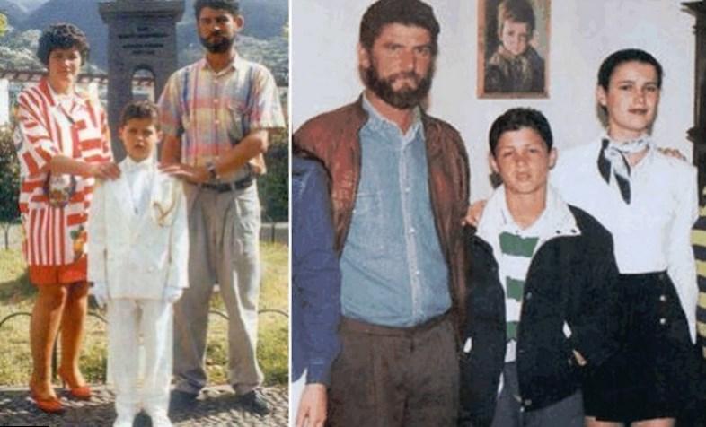 Cristiano Ronaldo Parents