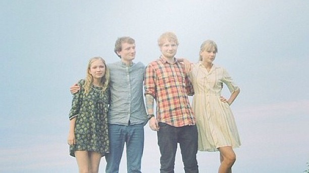 Ed Sheeran`s siblings - brother Matthew Sheeran
