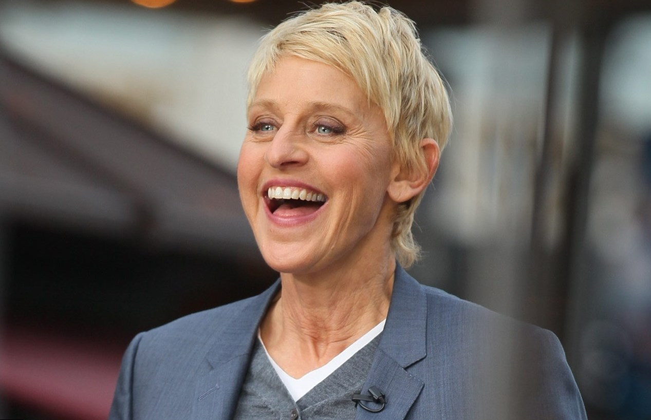 Ellen DeGeneres. 30M likes. Welcome to my page! I'm a comedian, an animal lover and a talk show host. Which means I tell jokes about cats to celebrities.