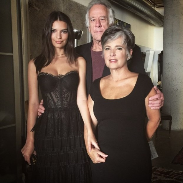 Emily Ratajkowski Parents