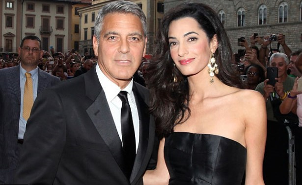 George Clooney Family