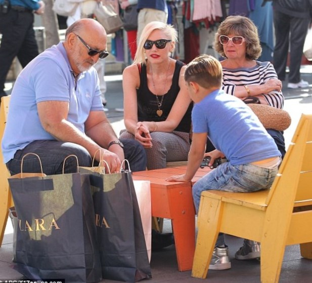 Gwen Stefani Parents