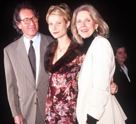 Gwyneth Paltrow Family