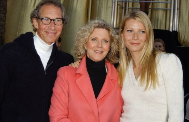 Gwyneth Paltrow Parents