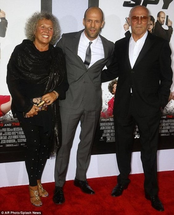 Jason Statham Parents