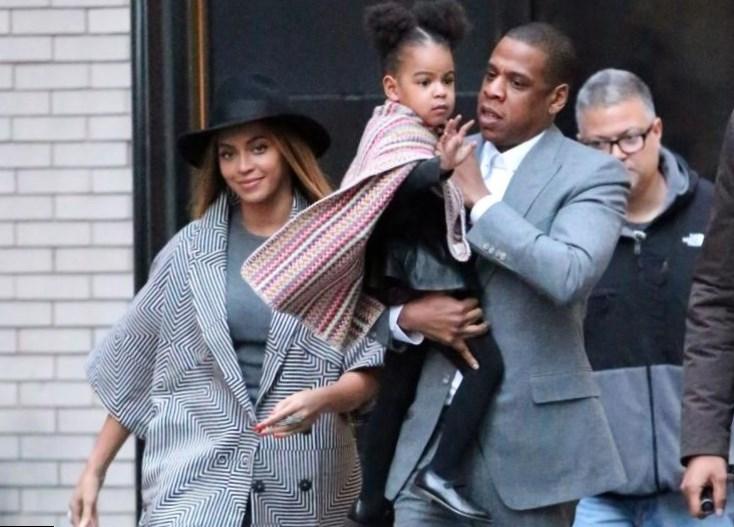 Jay Z Family