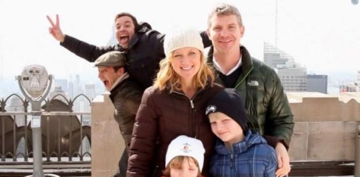 Jimmy Fallon Family