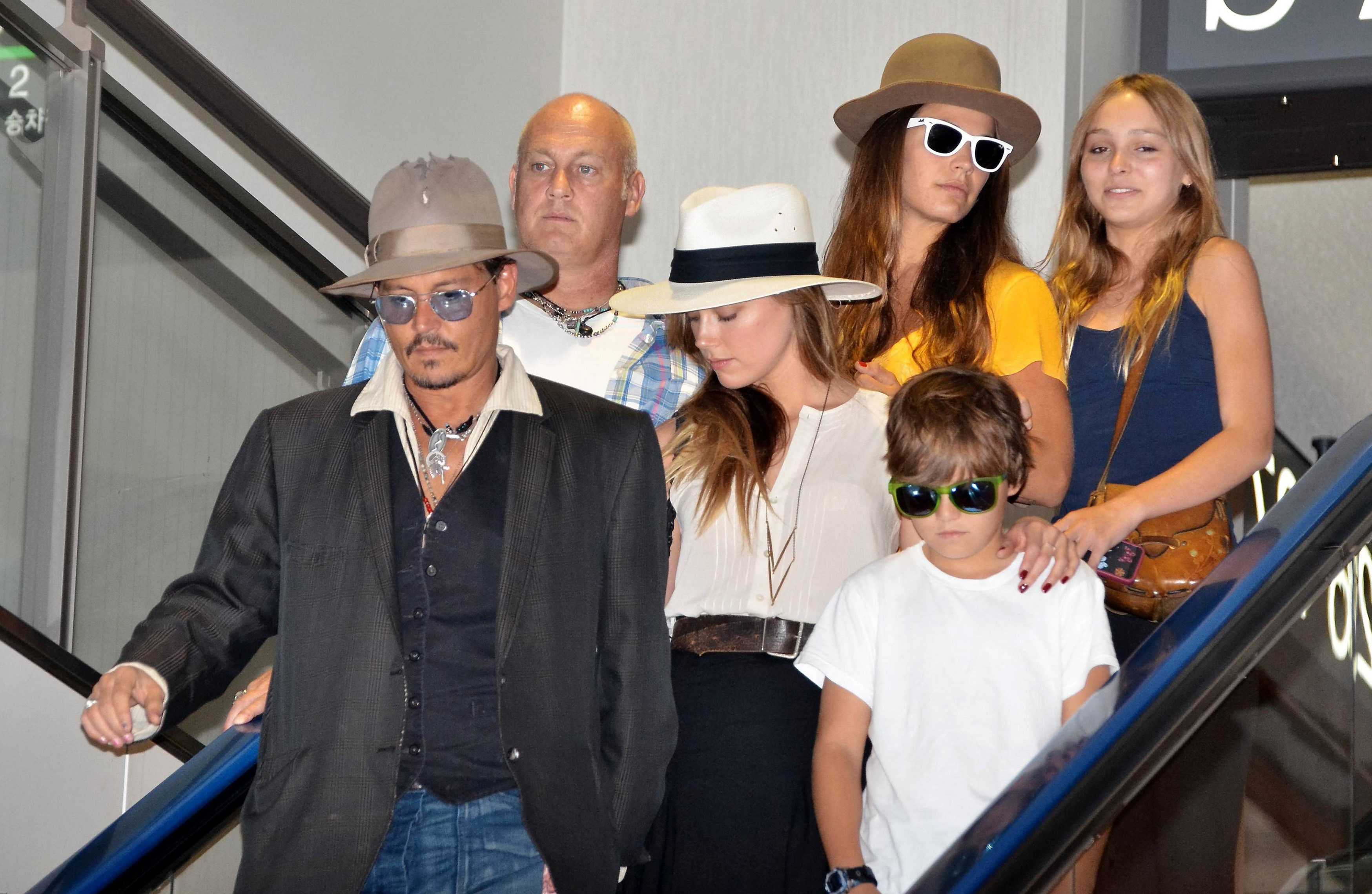Johny Depp family: siblings, parents, children, wife