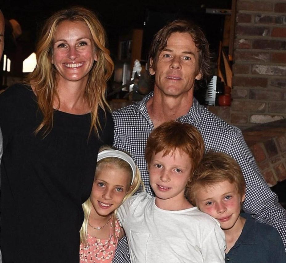 Αποτέλεσμα εικόνας για julia roberts family