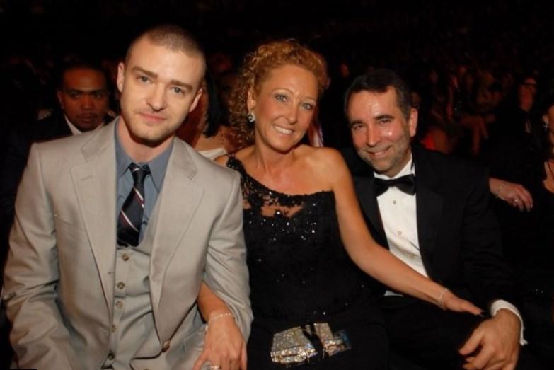 Justin Timberlake Parents