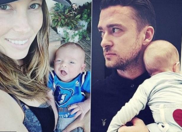 Justin Timberlake Family