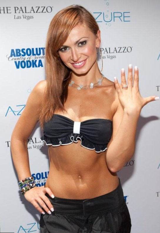 Karina Smirnoff Height, Weight, Age