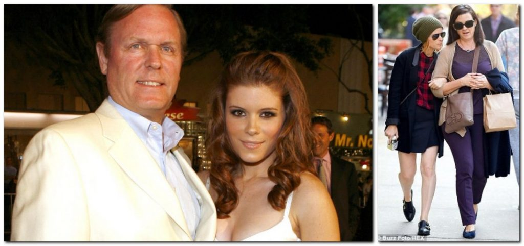 Kate Mara Parents