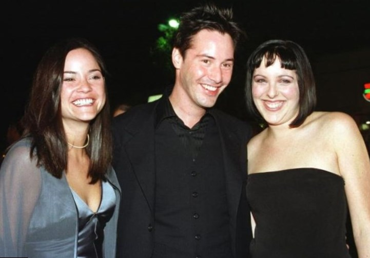 keanu reeves family siblings parents children wife