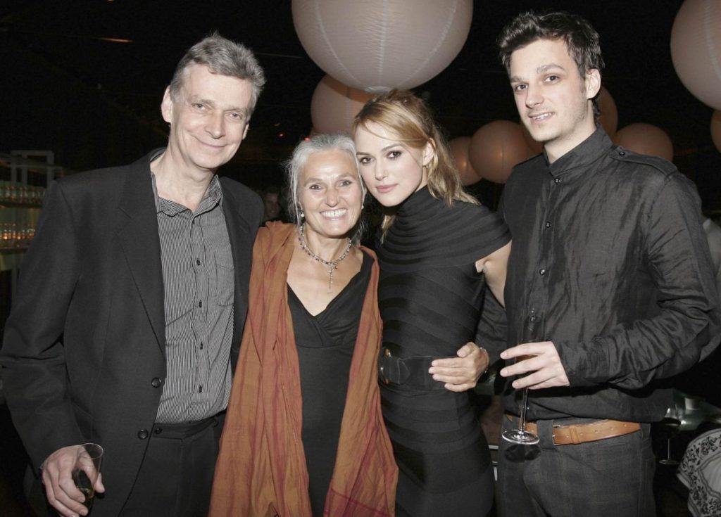 Keira Knightley Family