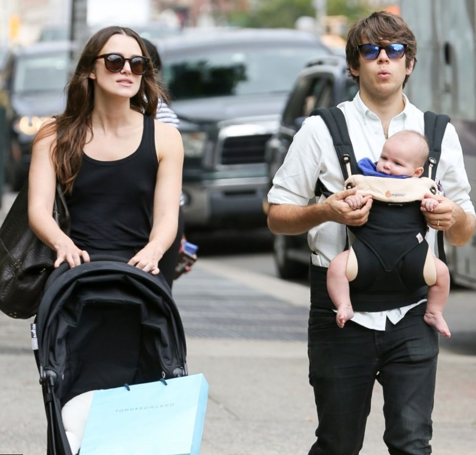 Keira Knightley family...