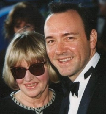 Kevin Spacey Parents