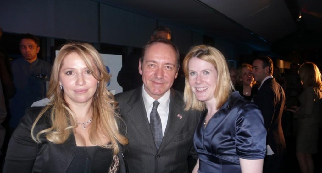 Kevin Spacey Family