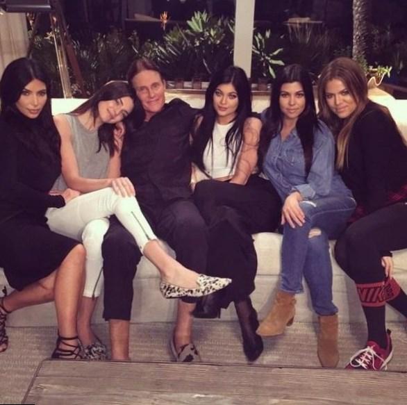 Kylie Jenner Family