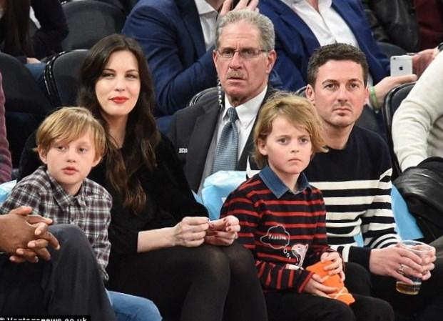 Liv Tyler Family