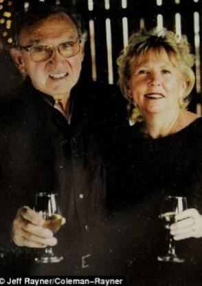 Madonna Parents