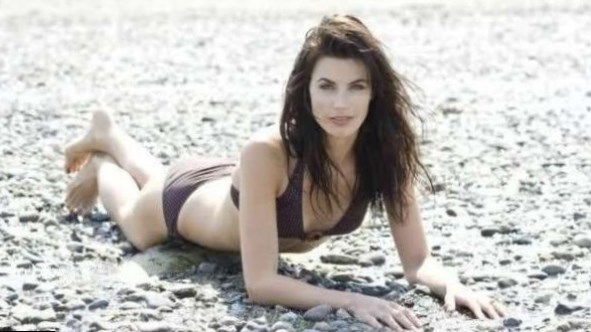 Meghan Ory Height, Weight, Age