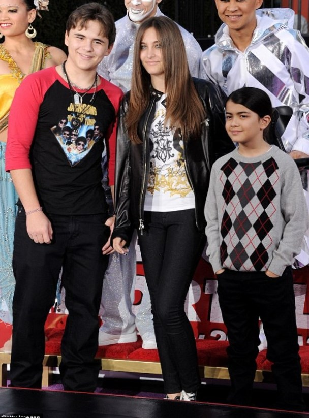 Michael Jackson Family