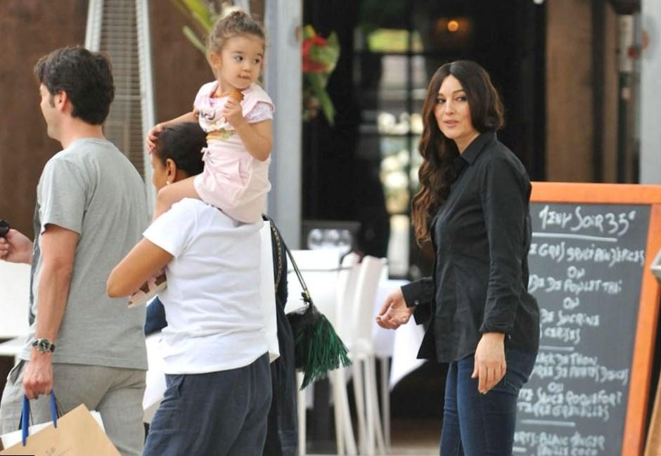 Monica Bellucci family: siblings, parents, children, husband