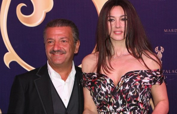 Monica Bellucci Family
