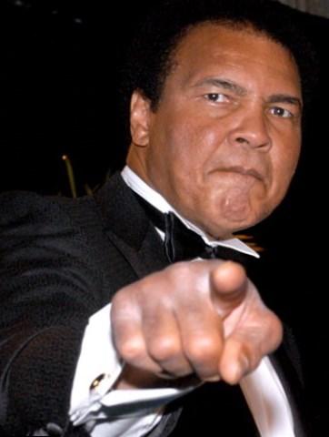 Muhammad Ali Height, Weight, Age