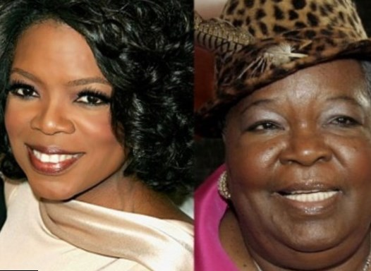 Oprah Winfrey Family
