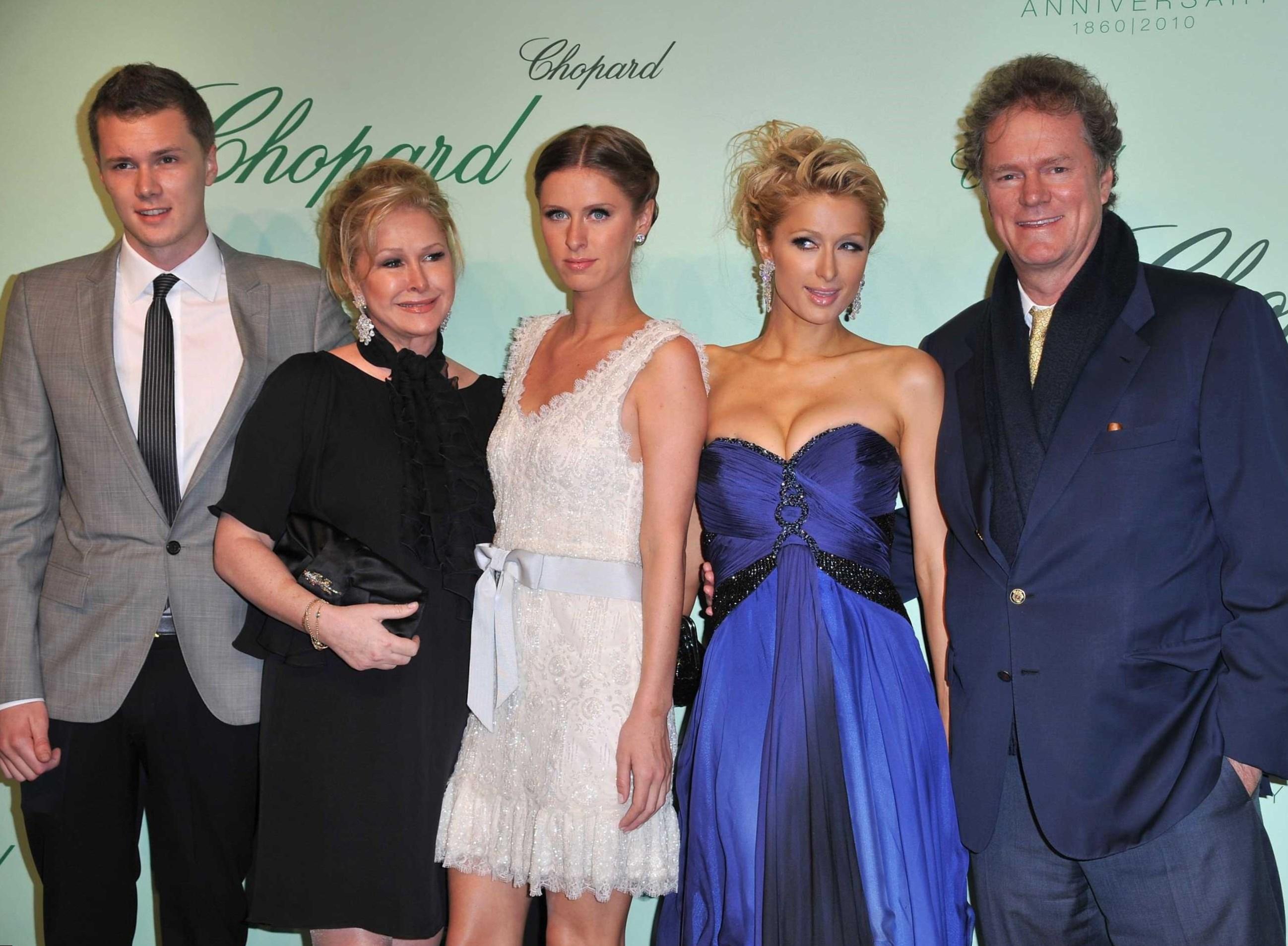 Paris Hilton family: siblings, parents, children, husband