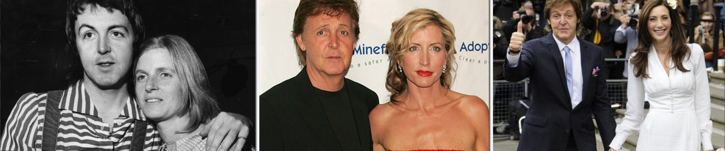 Paul McCartney Family Siblings Parents Children Wife