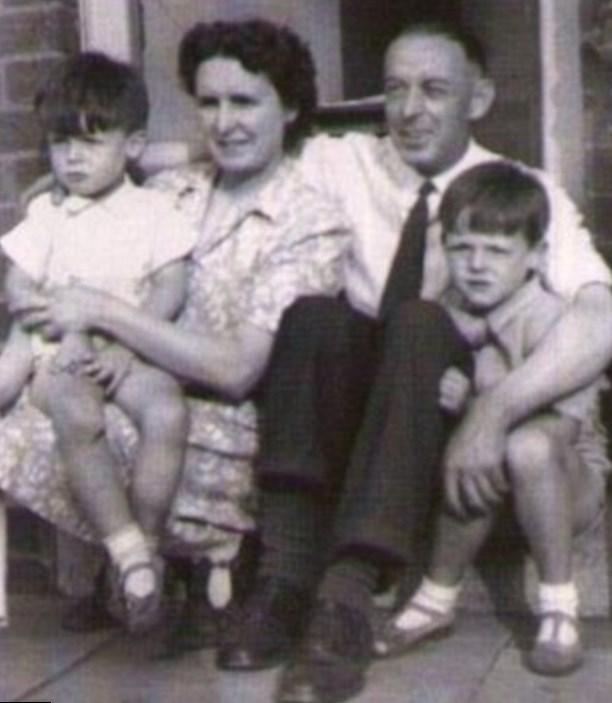 Paul McCartney  Parents