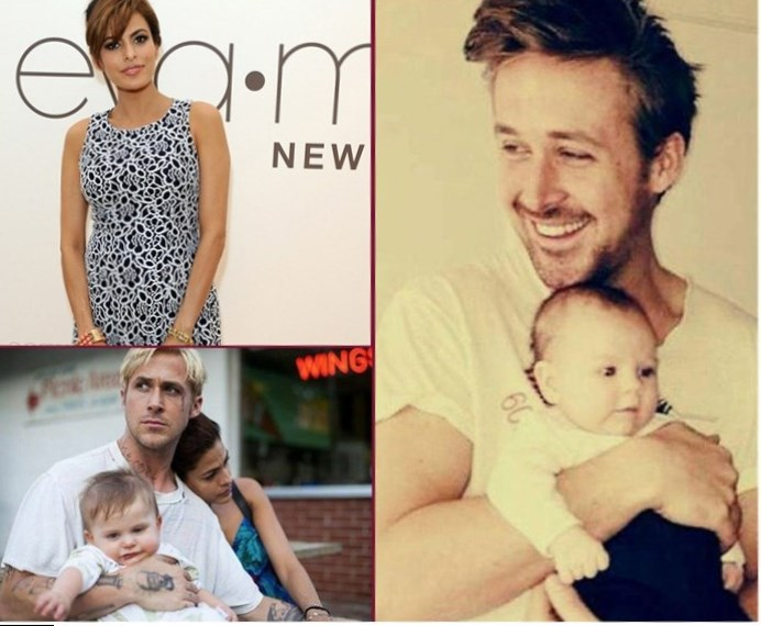 Ryan Gosling Family