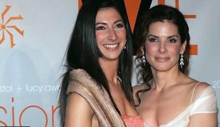 Sandra Bullock siblings