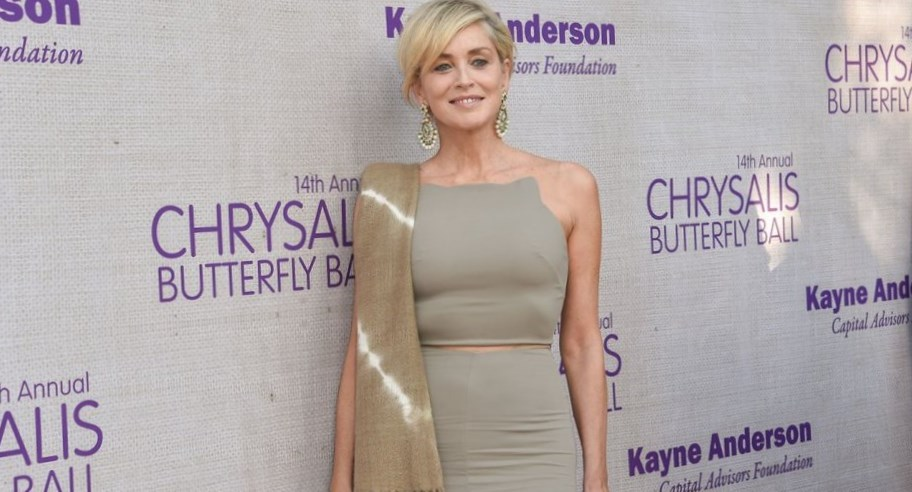 Sharon Stone  Height, Weight, Age