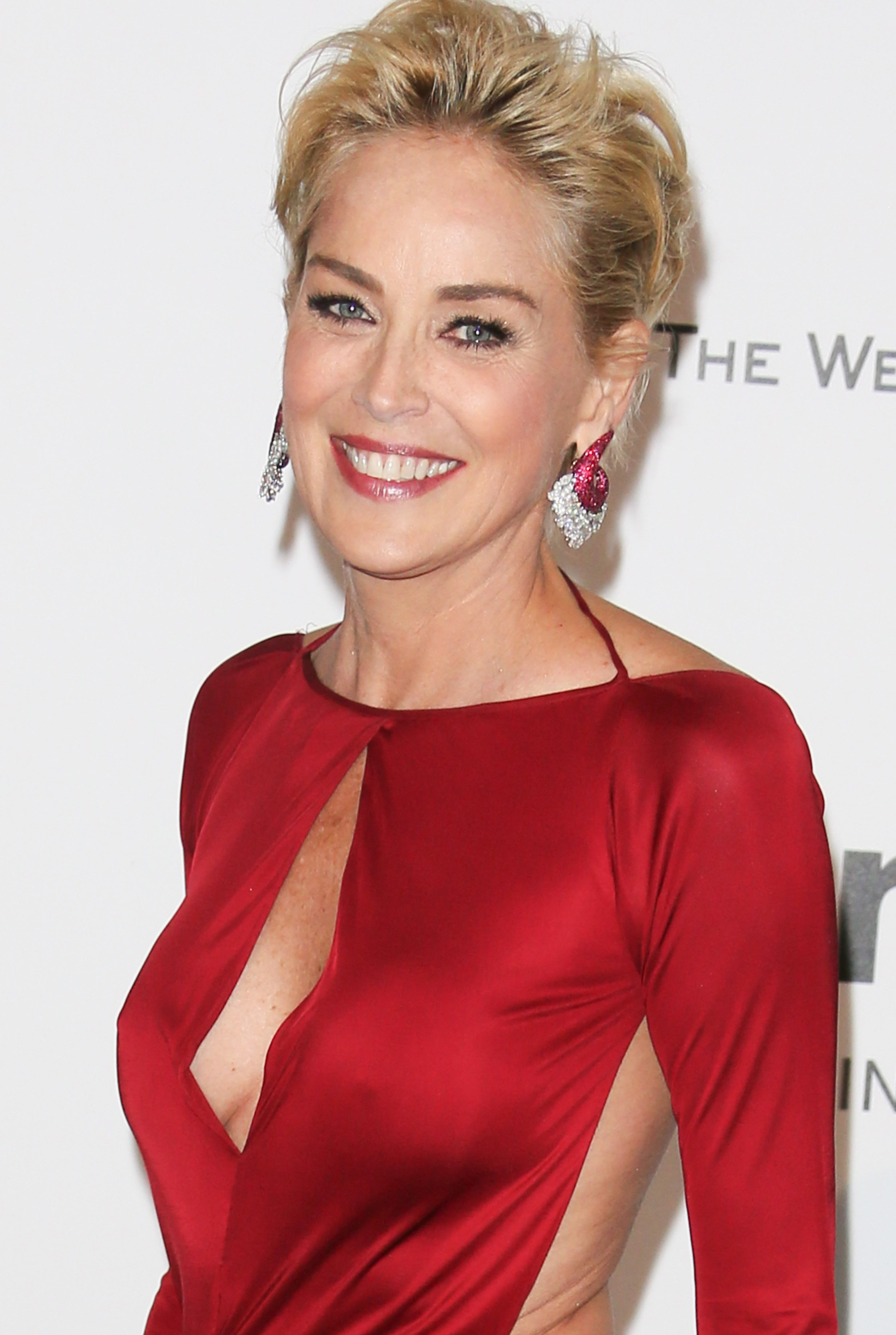 Watch Sharon Stone video