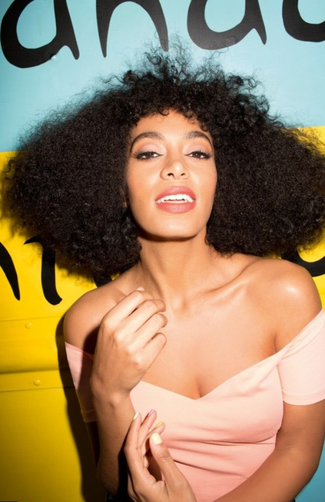 Solange Knowles Height, Weight, Age
