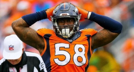 Von Miller Height, Weight, Age