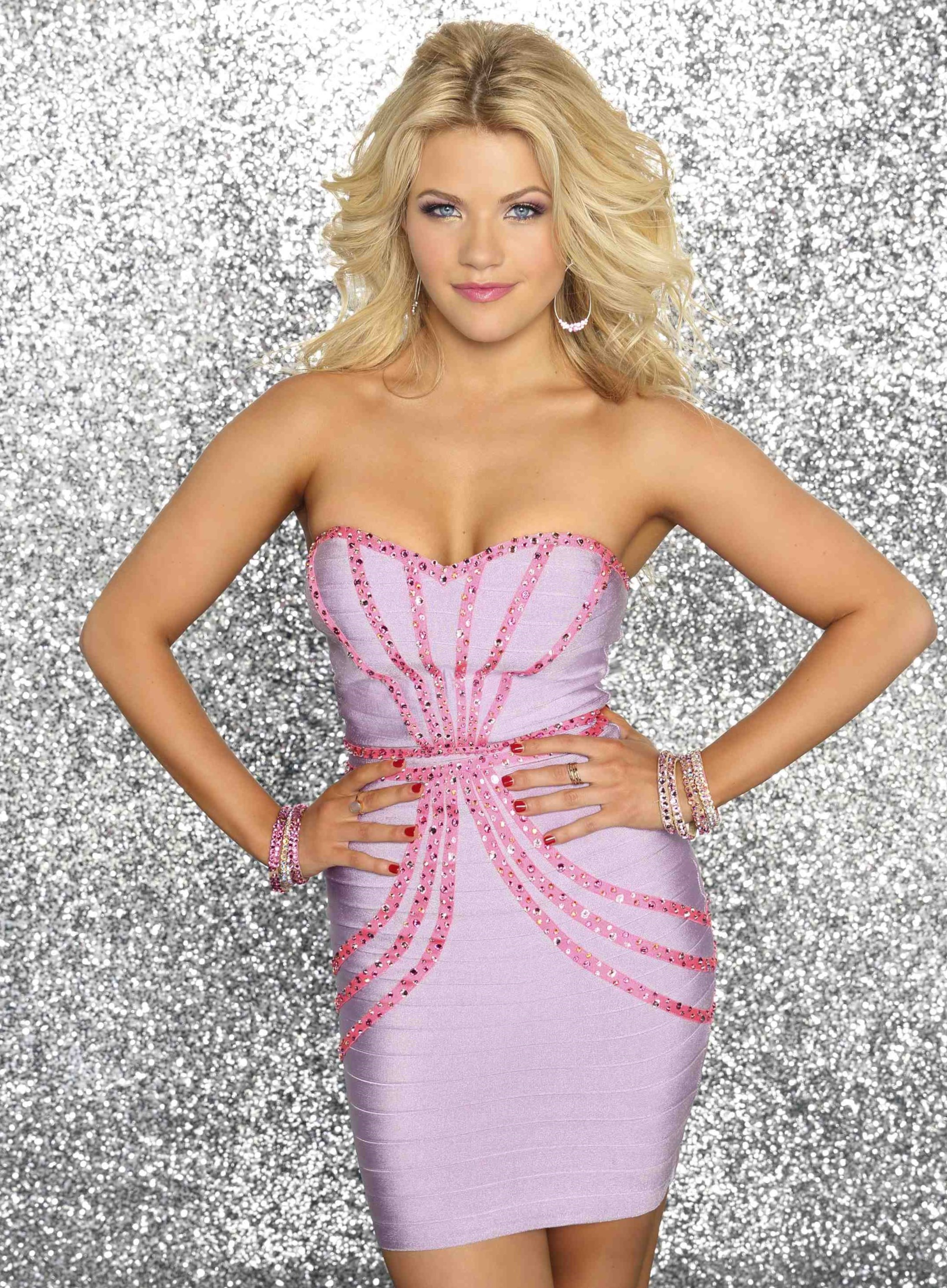 witney carson height
